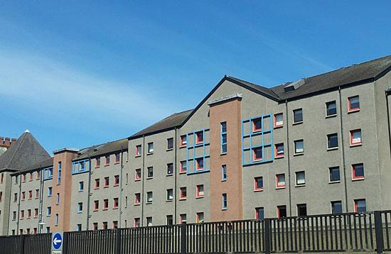 Woolmanhill Apartments
